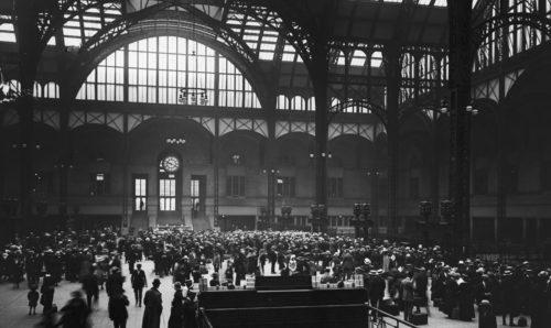 1920s: Pennsylvania Station Concourse