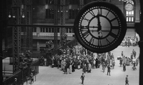1924: Pennsylvania Station Concourse