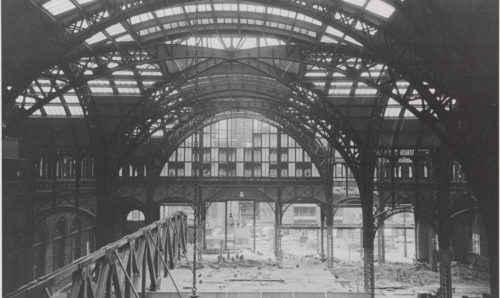 1964: Pennsylvania Station Demolition, photo by Arthur Rose