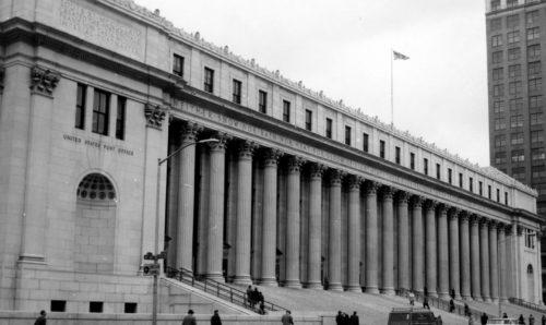 Farley Building Exterior